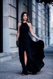 black dresses for a wedding guest 15 pretty black wedding guest aisle