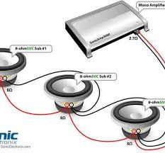 subwoofer wiring diagram calculator inspiring wiring ideas