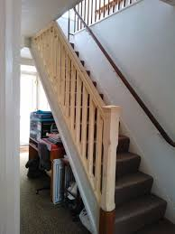 Banister Height Staircases Installed In Milton Keynes Heath Carpentry