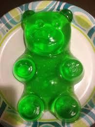 diy giant gummy bear how to make it for kids pinterest