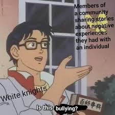 White Knight Meme - white knight hashtag images on tumblr gramunion tumblr explorer