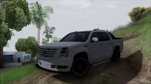future cadillac escalade cadillac for gta san andreas