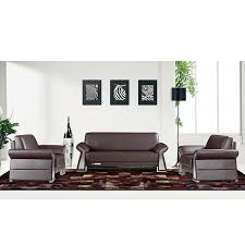 Comfortable Leather Couch Office Reception Relaxation Comfortable Leather Sofa Modern Living