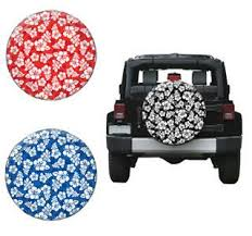 tire cover jeep wrangler hibiscus flower jeep tire covers jeep