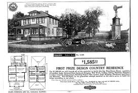 sears house plans is your foursquare house from a catalog