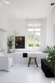 Minimalist Decorating Tips 25 Bathrooms That Have Perfected Minimalism White Bathrooms