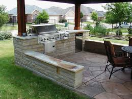 Outdoor Kitchen Bbq Outdoor Barbecue Ideas