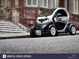 renault twizy renault twizy electric city car parked on a london street stock