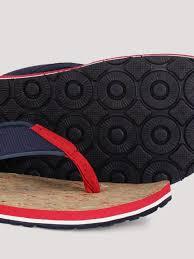 beige koovs cork footbed flip flops for mens sales of fashion