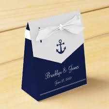 nautical wedding favors nautical favor boxes zazzle