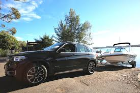 towing with bmw x5 bmw x5 xdrive 30d tow test boatadvice
