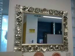 specchi con cornice specchio rettangolare argento a peccioli kijiji annunci di ebay