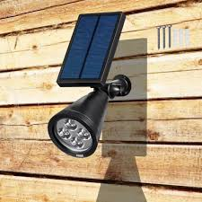Best Solar Landscape Lights Reviews by Best Waterproof Outdoor Solar Led Wall Landscape Security