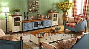 Country Style Tv Cabinet Bisini Living Room Set English Country American Style Living Room