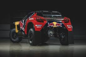 peugeot dakar peugeot 2008 dakar machine gets
