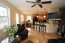 kitchen family room combination pictures dining small layout