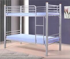 clooney double deck metal bed furniture u0026 home décor fortytwo