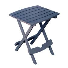 Plastic Patio Table Plastic Patio Furniture Blue Patio Tables Patio Furniture
