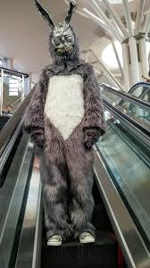 Donnie Darko Costume Make A Frank Costume From Donnie Darko 8 Steps With Pictures