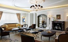 sir winston churchill suite at st regis luxury hotel in dubai