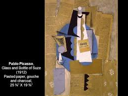 Picasso Still Life With Chair Caning 1912 U1364457 Michaelbutterworth