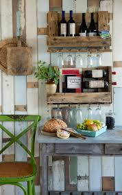 Pallet Garden Wall by