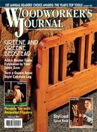 woodworker u0027s journal