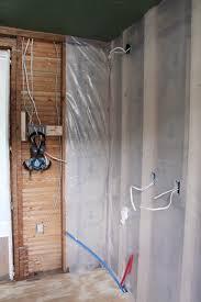 Vapor Barrier In Bathroom Bathroom Redo Part Three Framing U0026 Electrical Danks And Honey