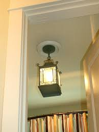 How To Change A Ceiling Light How To Change Recessed Light Pendant With Replace A Fixture Hgtv