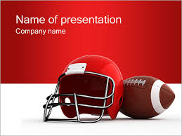 american football powerpoint template u0026 backgrounds id 0000000678