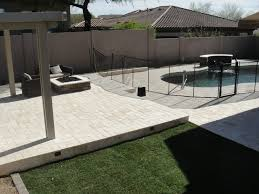 Pergola On Concrete Patio by Floating Deck Over Concrete Patio Home Design Great Lovely To