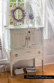 upcycled shabby chic highboy hometalk