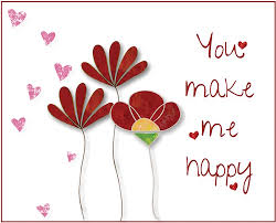 you make me happy free you are special ecards greeting cards