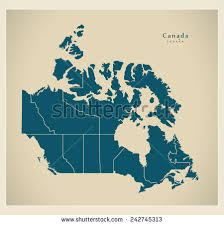 map of canada canada map stock images royalty free images vectors