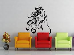 Giant Wall Stickers For Kids Wall Stickers Horses