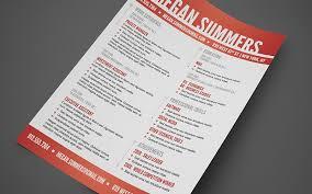 free modern resume templates psd cv resume template psd free modern resume template 15 free elegant
