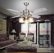 Dining Room With Ceiling Fan by Aliexpress Com Buy Retro Dining Room Fan Light Ceiling Fans