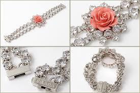 rose rhinestone bracelet images Import shop p i t rakuten global market prada prada bracelet jpg