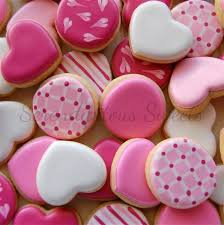Valentines Day Decorated Cookies by 36 Best Valentine U0027s Day Cookies Images On Pinterest Heart