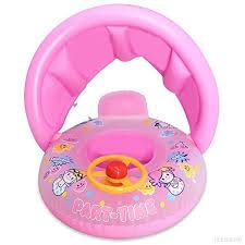 smoby siege gonflable toaob bouée bébé flotteur bateau anneau de natation siège gonflable