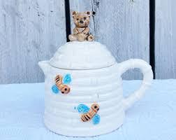 Honey Bear Crib Bedding by Mini Honey Bear Etsy