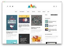 blog design ideas 40 best personal blog wordpress themes 2018 colorlib