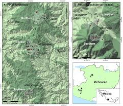 Map Of Michoacan Mexico by Forests Free Full Text Reproductive Success And Inbreeding