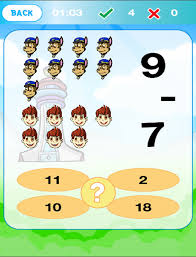 easy math kids game paw patrol edition apps 148apps