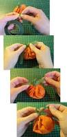 halloween favours things to make and do halloween paper pumpkin favours