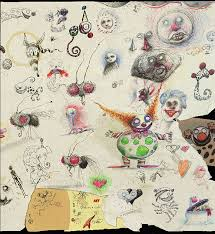 the art of tim burton comes to ny museum of modern arts hardcover