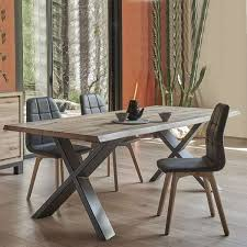 Fascinant Solde Table A Manger Fascinant Table A Manger Extensible Salle Moderne Chene Massif