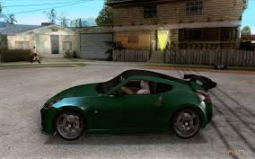 nissan 370z nismo modded nissan 370z drift 2009 v 1 0 for gta san andreas