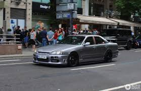 Nissan Skyline 2016 Nissan Skyline R34 Sedan 10 July 2016 Autogespot