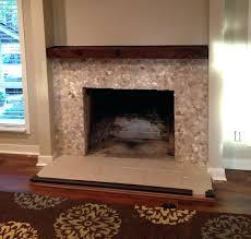 images of stacked stone fireplace surround mixed quartz mantels